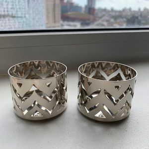 Two Bath & Boday Works Candle Holders, Small